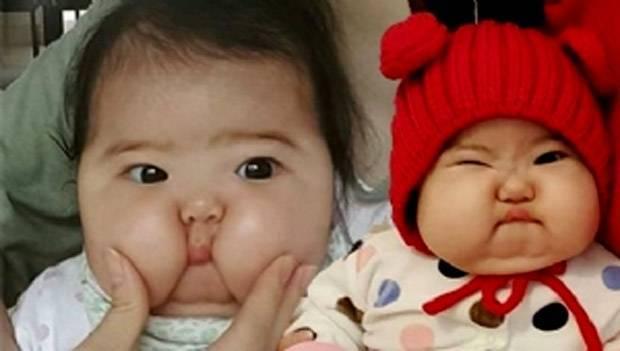 Instagram'ı fetheden Asyalı 25 bebek
