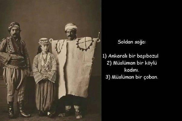 1850'lerde Osmanlı Devleti'nde insanlar nasıl giyinirdi?