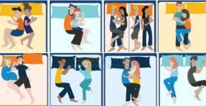 Uyku pozisyonunuz ilişkinizi anlatıyor
