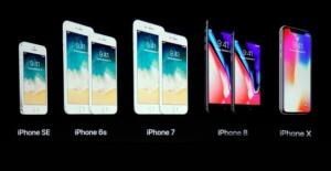 Apple'ın iPhone X'te taklit ettiği 6 Android özelliği