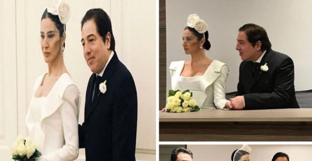 Fazıl Say ile Ece Dağıstan Milano'da evlendi