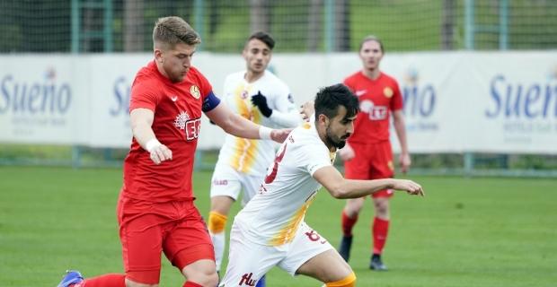Galatasaray: 3 - Eskişehirspor: 3