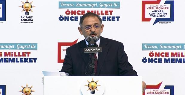 Mehmet Özhaseki vatandaşların sorularını cevapladı