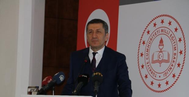 Milli Eğitim Bakanı hedefi açıkladı