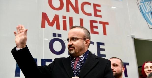 AK Parti'li Turan'dan ek gösterge açıklaması