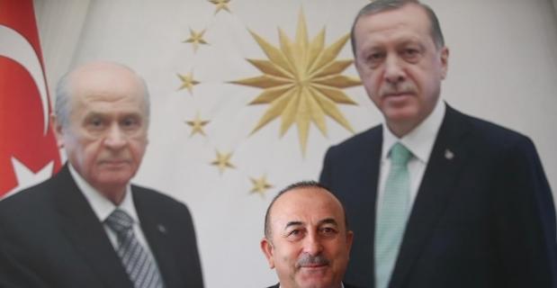 Çavuşoğlu'ndan Kılıçdaroğlu'na sert eleştiri