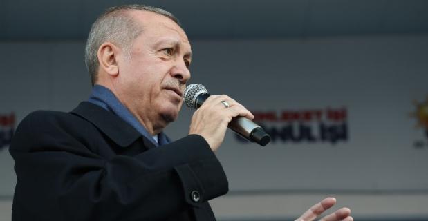 """Cumhurbaşkanı Erdoğan: """"Bu hamlemizle kazanan millet, kaybeden fırsatçılar oldu"""""""