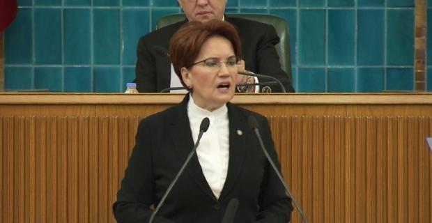 Meral Akşener'den 'Burhanettin Kocamaz' açıklaması