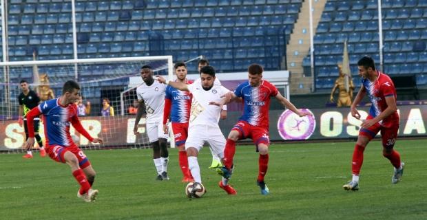 Osmanlıspor, Kardemir Karabükspor'u 3-0 yendi