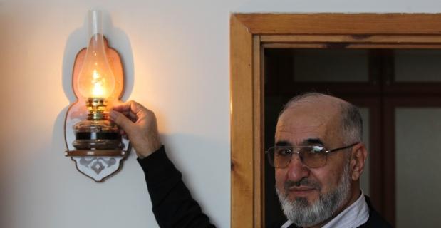 Gaz lambaları artık elektrikli
