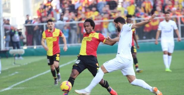 Göztepe-Kasımpaşa karşılaşması golsüz eşitlikle tamamlandı