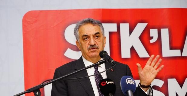 Hayati Yazıcı TSK'nın dışa bağımlılığının yüzde 30lara gerilediğini söyledi