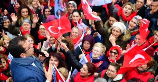 İmamoğlu'ndan Erdoğan'a: Kovun demedim emekli edin dedim