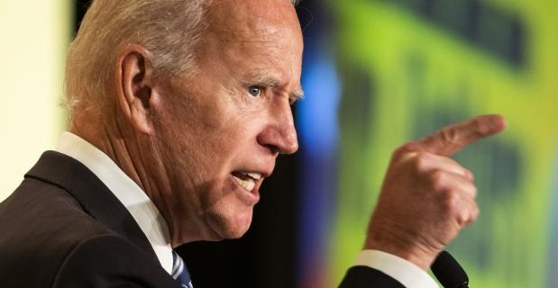 Joe Biden Başkanlık seçimlerine adaylığını açıkladı
