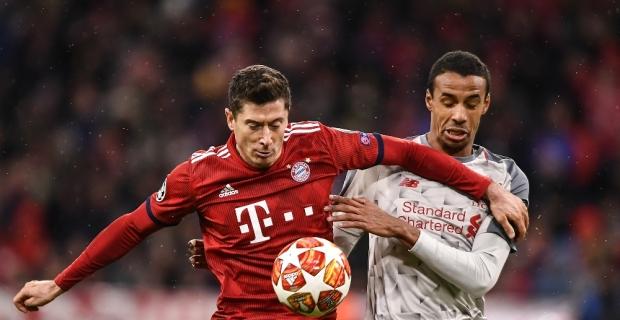 Liverpool Almanya'da çeyrek final biletini aldı