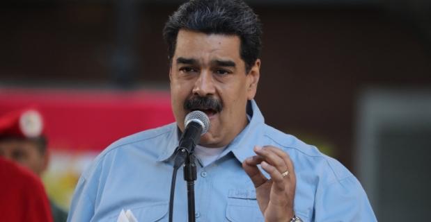 "Maduro: ""Elektrik yavaş yavaş gelecek"""