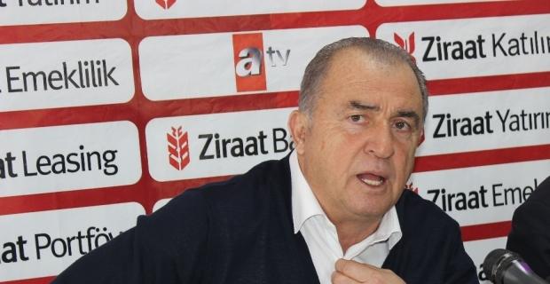 """Terim: """"Geri dönüşlere Galatasaraylıların alışkın olması lazım"""""""