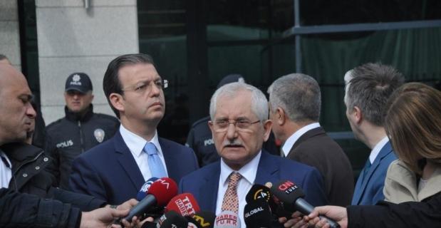 YSK Başkanı Güven soruları cevapsız bıraktı