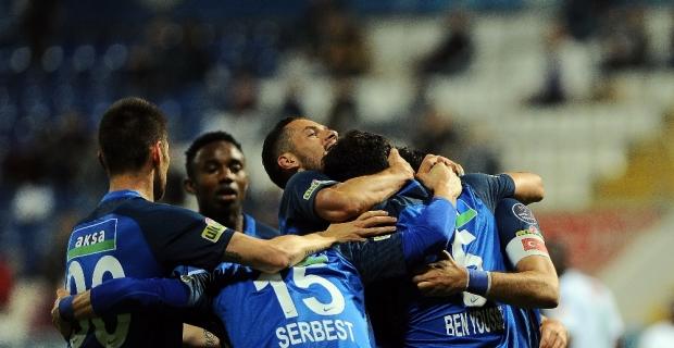 Kasımpaşa ve Konyaspor puanları paylaştı
