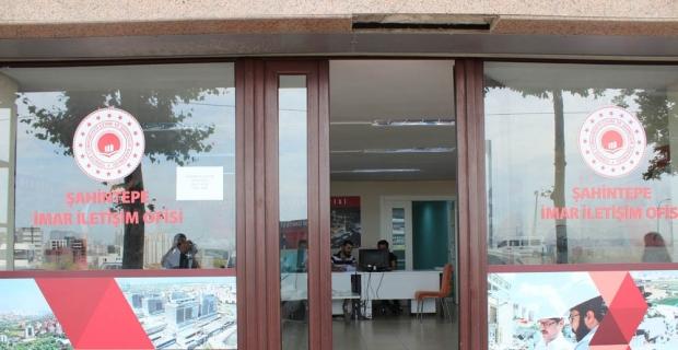 Bakan Kurum sözünü tuttu, Başakşehir'de imar iletişim ofisi açıldı
