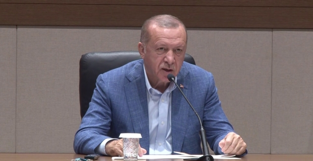 Cumhurbaşkanı Erdoğan'dan VİP krizi yorumu: ''Affedilemez bir yanlış''
