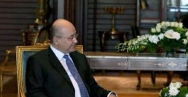 """Irak Cumhurbaşkanı Salih: """"Papa'nın ziyareti tarihi olacak"""""""
