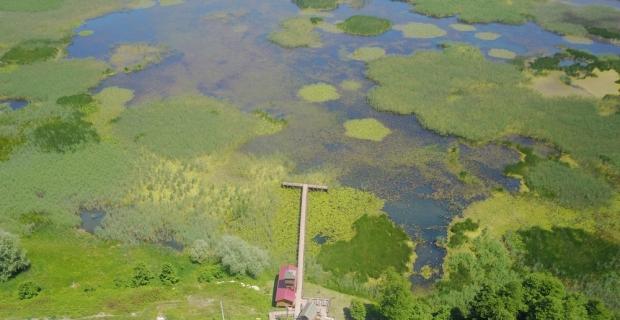 İsmini Bizans prensesinden alan göl