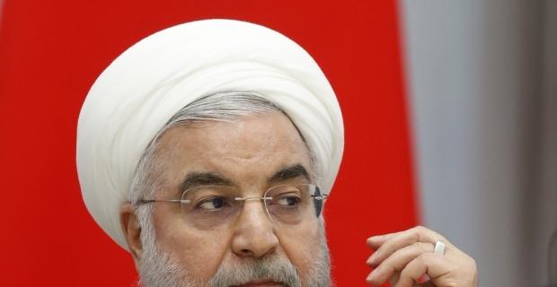 """Ruhani: """"Kimse aldığımız kararlar için bizi eleştiremez"""""""