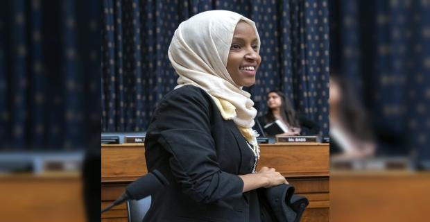 ABD'li sunucudan İlhan Omar hakkında skandal sözler