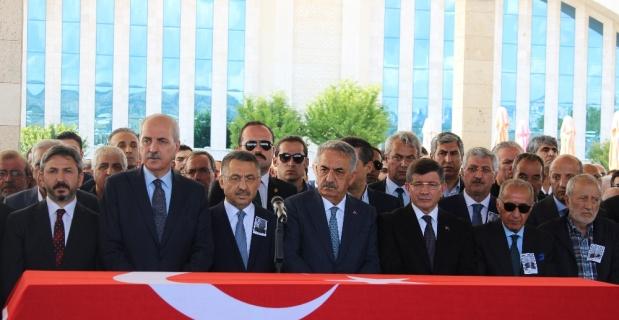 Dengir Mir Mehmet Fırat  son yolculuğuna uğurlandı