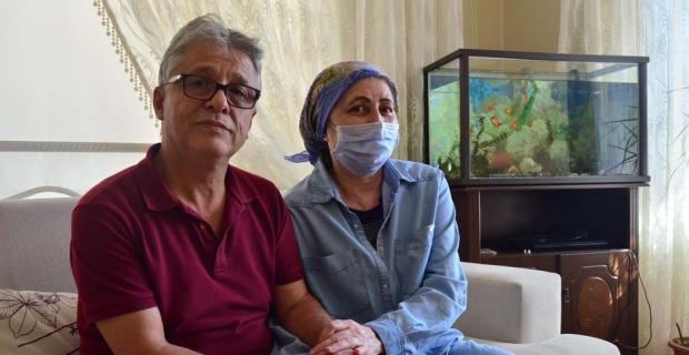 35 yıllık hayat arkadaşına böbreğini verdi