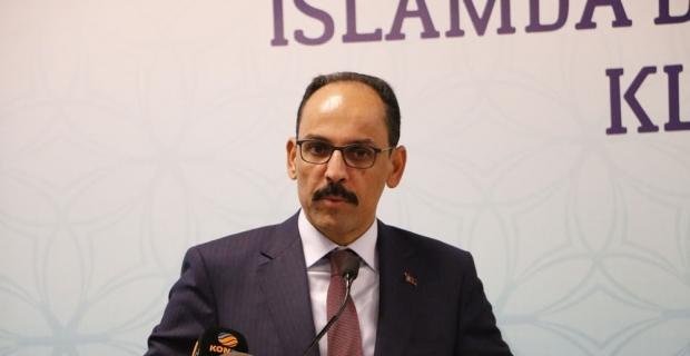 """Cumhurbaşkanlığı Sözcüsü İbrahim Kalın: """"Pandeminin zararı 3-4 trilyon dolar olabilir"""""""