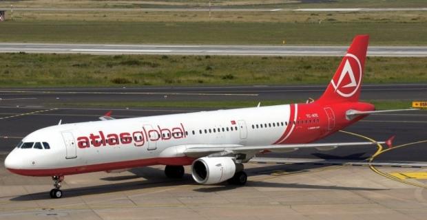 Atlasglobal Havayolları tarifeli uçuşlarını durdurdu