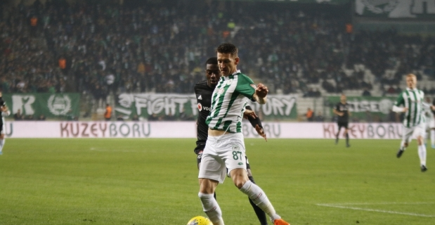 Beşiktaş'tan galibiyet serisi