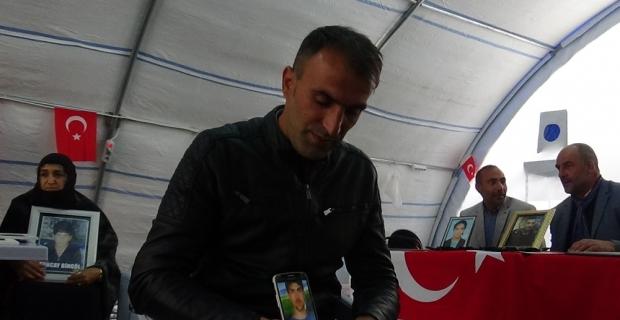 HDP önünde eylem yapan ailelerin sayısı 57'ye yükseldi