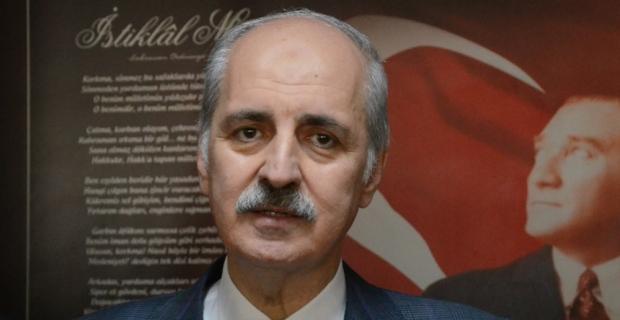 """Kurtulmuş: """"Kılıçdaroğlu'nun, yalan habere dayanarak siyasi senaryo üretmesi acizliktir"""""""