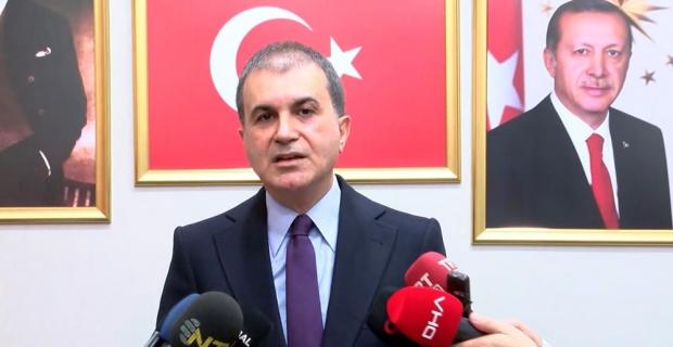"""Ömer Çelik'ten """"Külliye'ye giden CHP'li"""" iddialarına yanıt"""