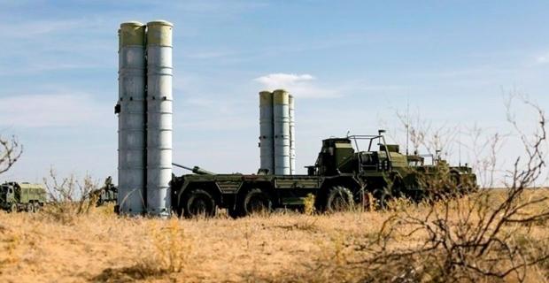 """Rusya: """"S-400'lerin üçüncü teslimatı 2020'de"""""""