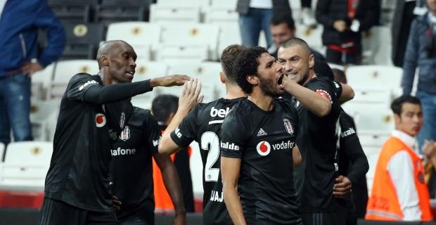 Süper Lig: Beşiktaş: 1 - Denizlispor: 0 (Maç sonucu)