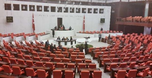 TBMM'de Bülent Ecevit tartışması