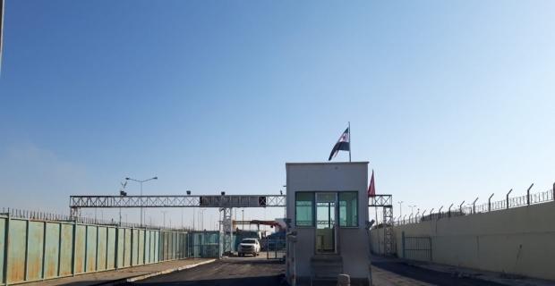 Telabyad Sınır Kapısı yeniden açıldı