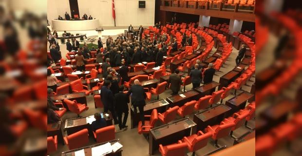 Libya ile askeri işbirliği Meclis'te kabul edildi