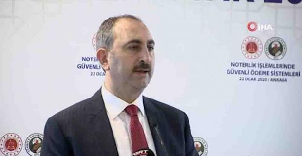 """Bakan Gül: """"Güvenli Ödeme Sistemi'ne 3 Şubat 2020'de geçilecek"""""""