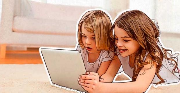 Çocukların internette kötü niyetli kişilerin tuzağına düşmeleri için bu tavsiyelere dikkat
