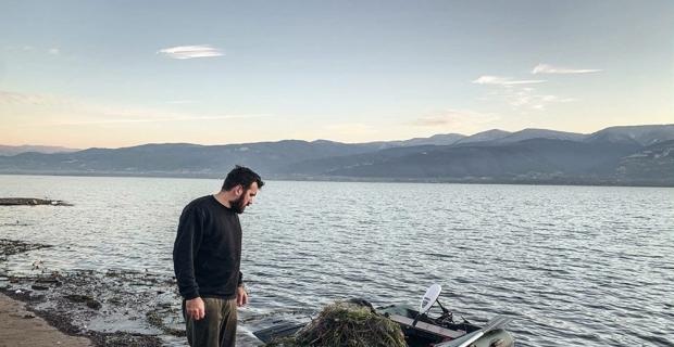 Sapanca Gölü'ndeki 'hayalet ağ' konusunda delil bulunamadı