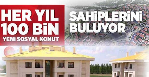 TOKİ'nin Ankara, İzmir ve İstanbul'da sosyal konut kura çekiliş tarihleri belli oldu