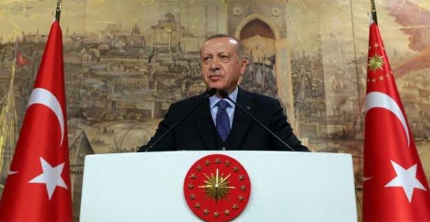 Cumhurbaşkanı Erdoğan müjdeyi verdi: Türkiye uzayda bilimsel araştırmalara başladı