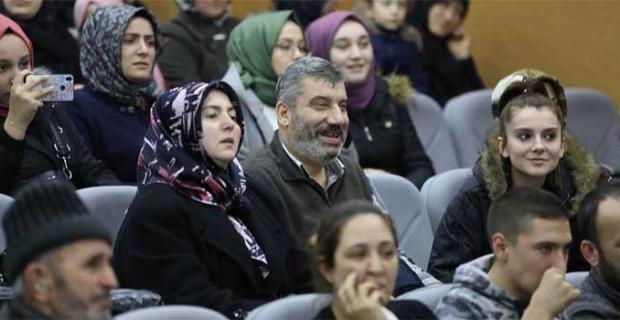 Düzce Cumayeri'nde 119 vatandaşın TOKİ konutları kura ile belirlendi