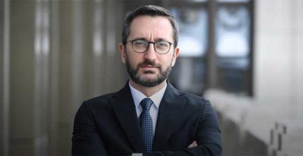İletişim Başkanı Altun'dan KKTC Cumhurbaşkanı Akıncı'ya sert tepki
