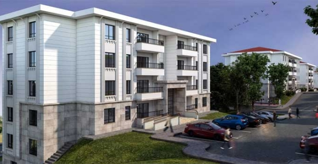 TOKİ, Kayseri'nin İncesu ilçesinde 108 konutun ihalesini yaptı